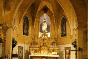 Chapelle Notre-Dame des Sept-Douleurs, Alleins