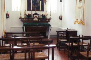 Chapelle de Ville-di-Paraso, Corse