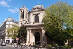 Église Saint-Nicolas-du-Chardonnet, Paris